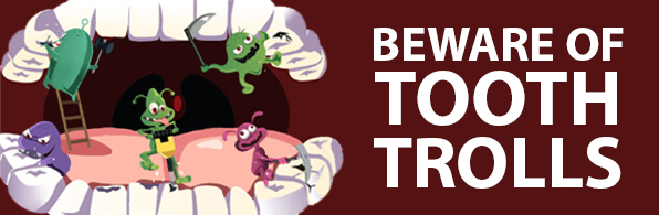 beware of tooth trolls title card