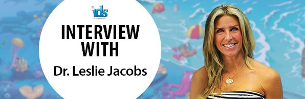 Dr. Leslie Jacobs interview title card